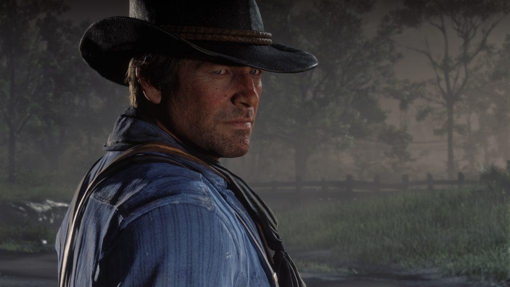 Game of the Year Red Dead Redemption 2