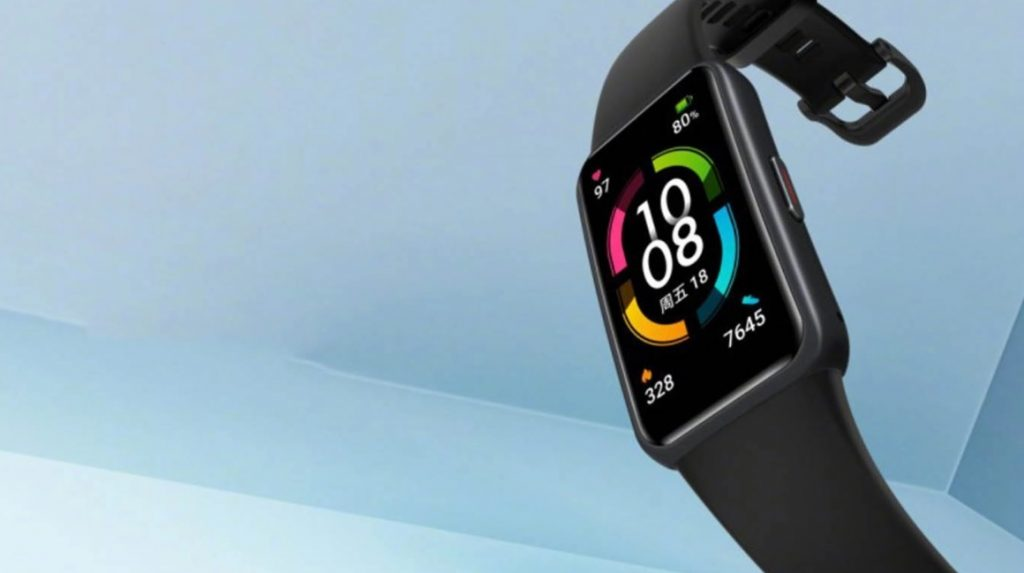 Honor Band 6 made its debut at CES