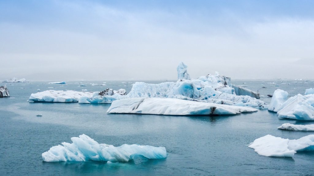 How Much Ice the World Loses Each Year 1.2 Trillion Tons