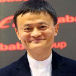 Jack Ma is back Alibabas stock jumps