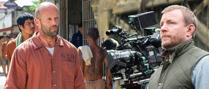 Jason Statham starring Guy Ritchies new agent film is being filmed in Antalya