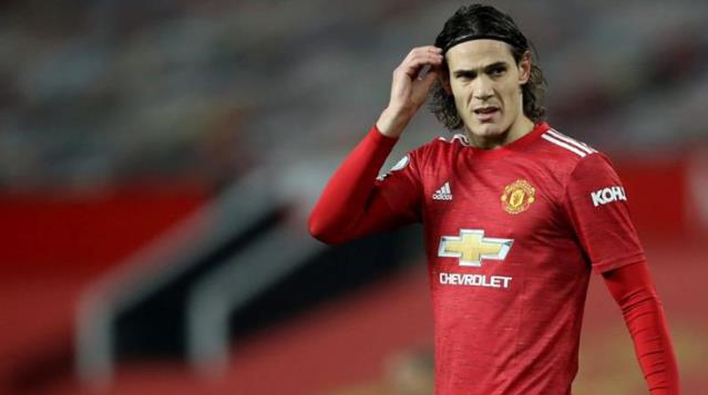 Manchester United striker Cavani gets 3 match penalty for racist comments