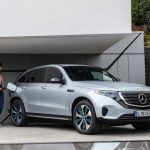 Mercedes Benzs electric car share rose to 7.4 percent