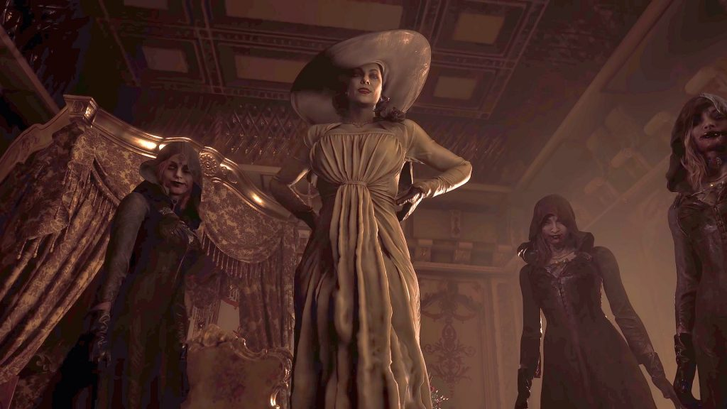 New information from Resident Evil Village explained PS5 demo release date gameplay video
