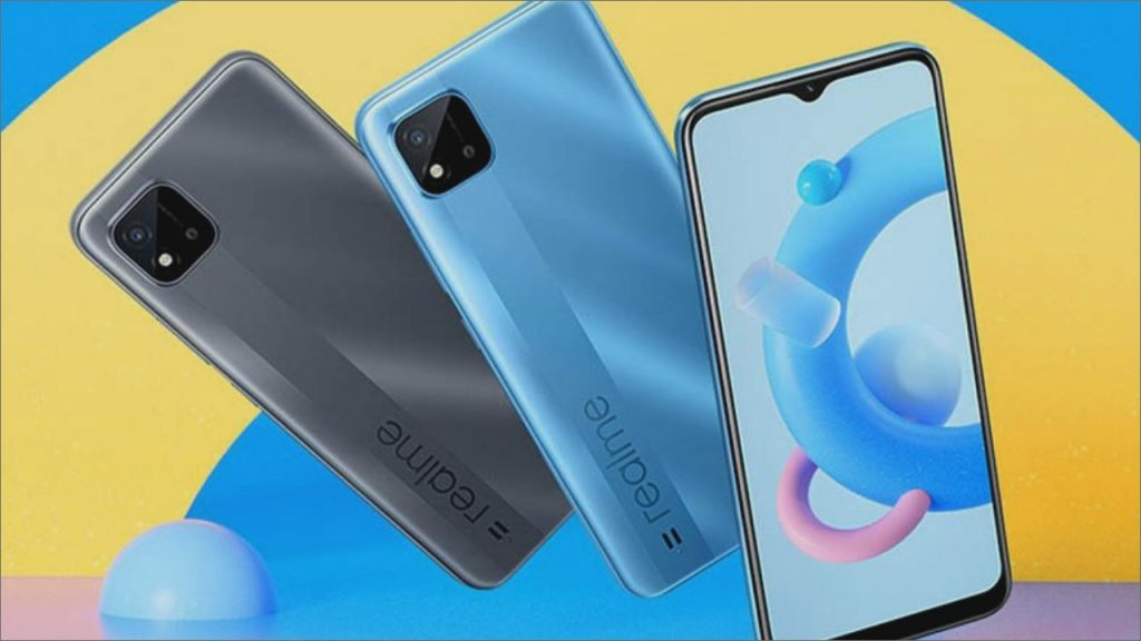 Realme unveils its affordable new phone the C20