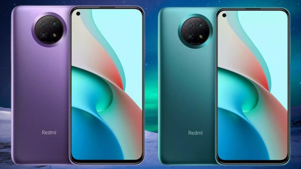 Redmi Note 9T appeared on Geekbench