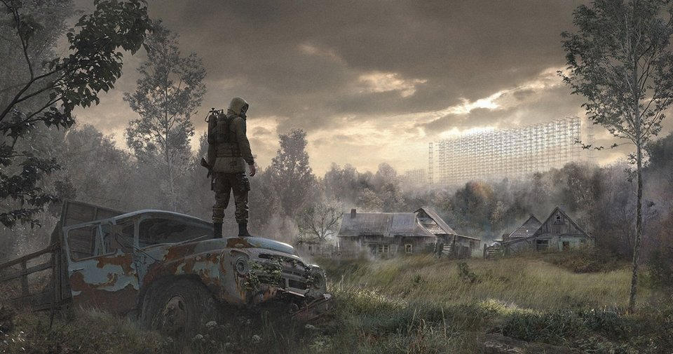 STALKER 2 can only be released for PC and Xbox Series X and Xbox Series S 1