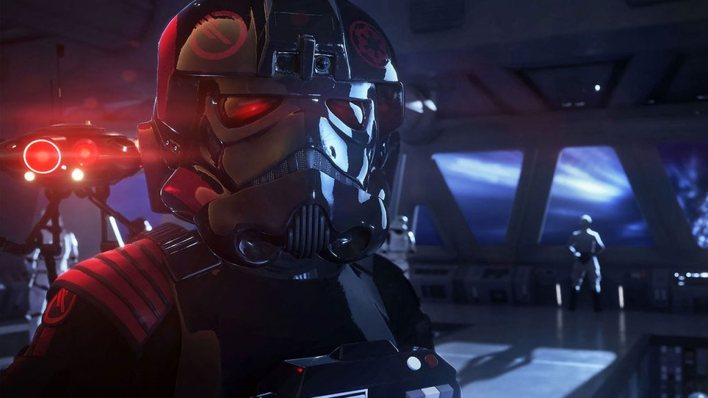 Star Wars Battlefront II crashes Epic servers