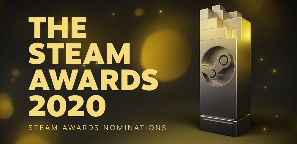 Steam 2020 Game Awards winners announced