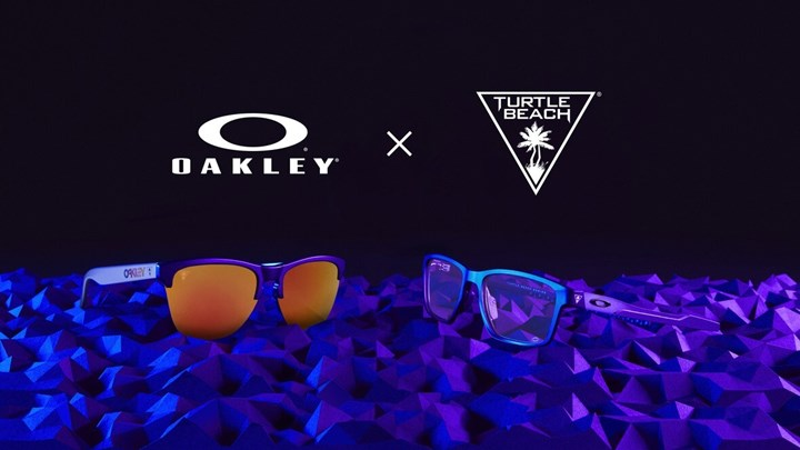 Turtle Beach and Oakley to produce player glasses
