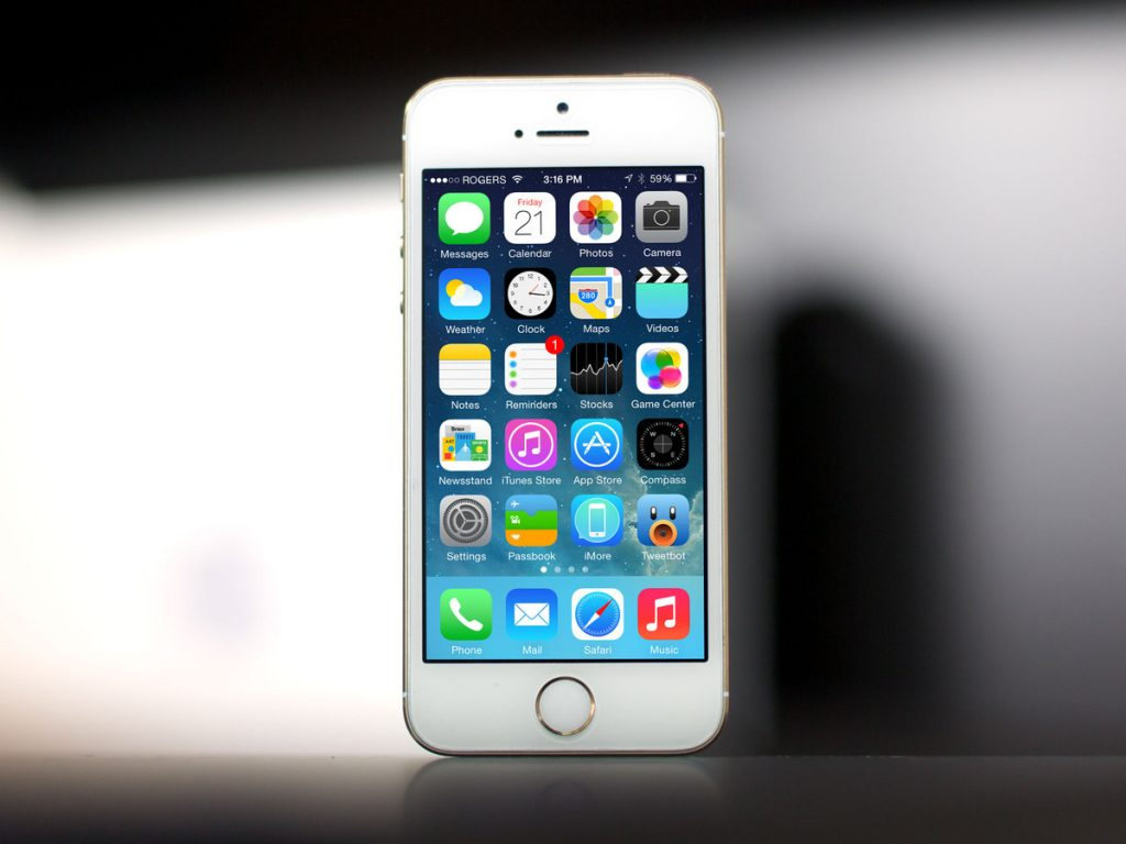 Update released for old iPhones 1