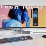Worlds first 40 inch curved 5K monitor from Dell