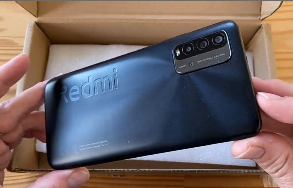 Xiaomi Redmi 9T features leaked 1