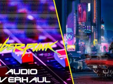 11 GB mod fixes audio bugs in Cyberpunk 2077