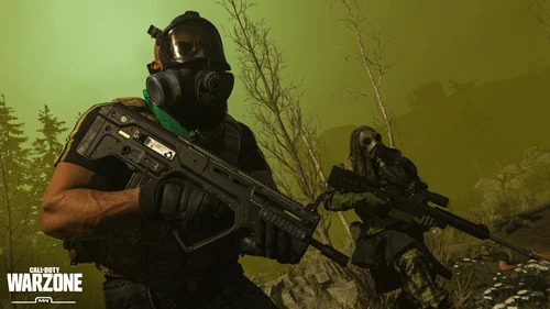 60000 accounts banned in Call of Duty Warzone 1