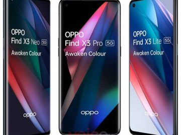 A New Render Image From Oppo Find X3 Series Revealed