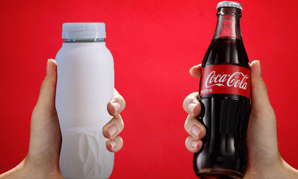 Coca Cola to start selling drinks in paper bottles 1