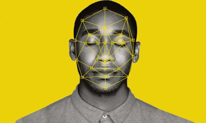 Dangerous patent for facial recognition technology