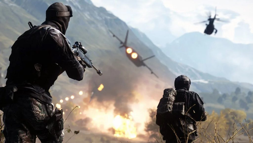 EA CEO Battlefield 6 Will Offer An Unprecedented Experience 1