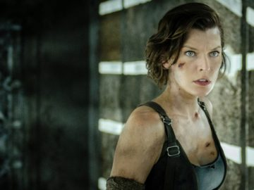New Resident Evil Movie Release Date Announced