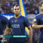 PES 2021 Data Pack 4.00 Released