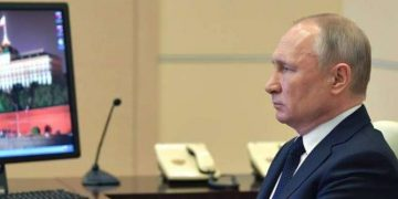Putin Activates PIK Neutron Reactor with Video Conference He Attended