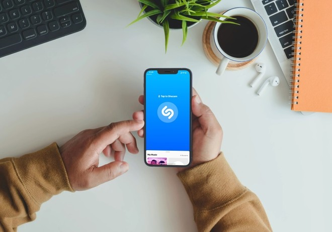 Shazam gets widget support for iOS 14