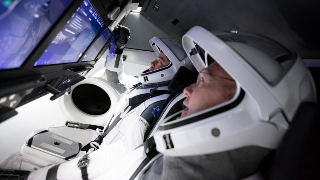 SpaceX to take four civilians into space this year 1