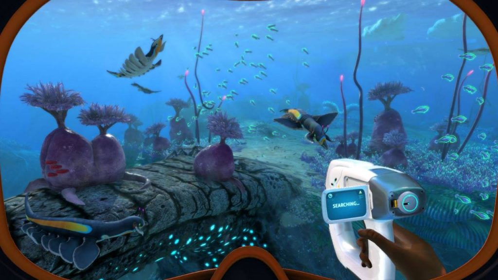 Subnautica Below Zero coming out of early access 1