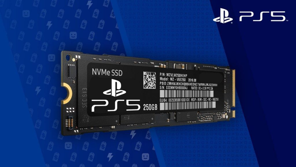 The PlayStation 5 is gaining SSD support this summer 1
