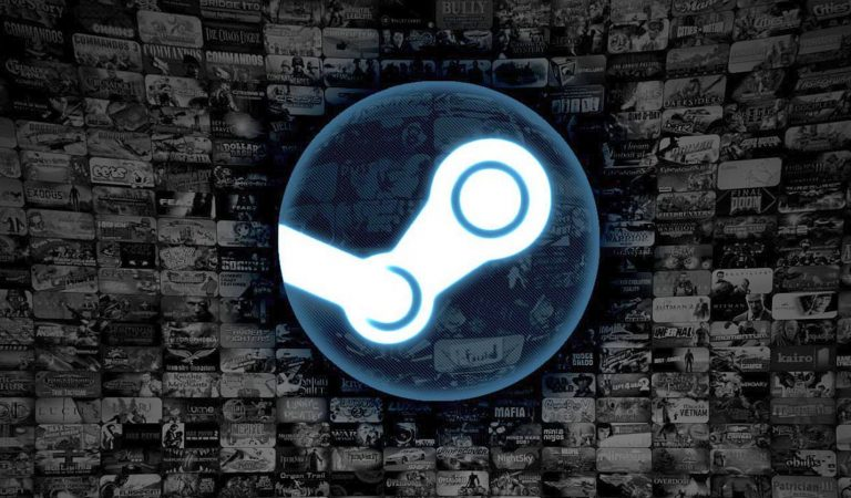 The current number of games on Steam has been announced