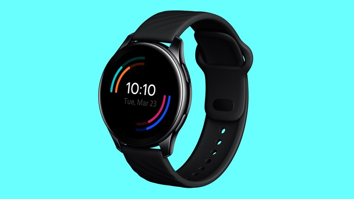 A high quality image of the OnePlus Watch has been released