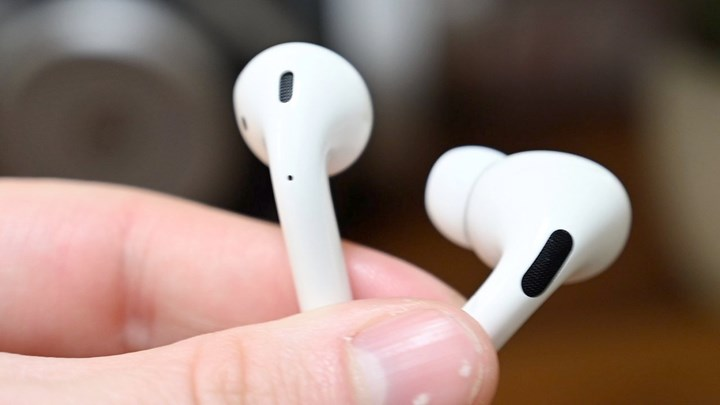 AirPods will be able to adjust the volume automatically based on the headphone tips you use