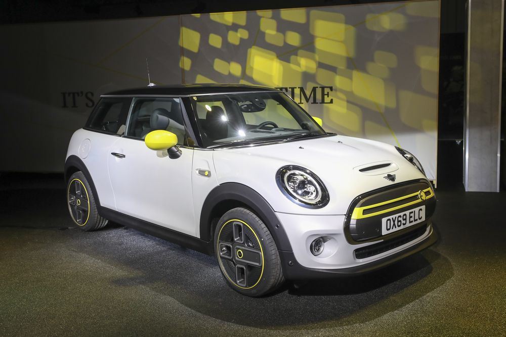 And the mini says goodbye to the internal combustion engine 1