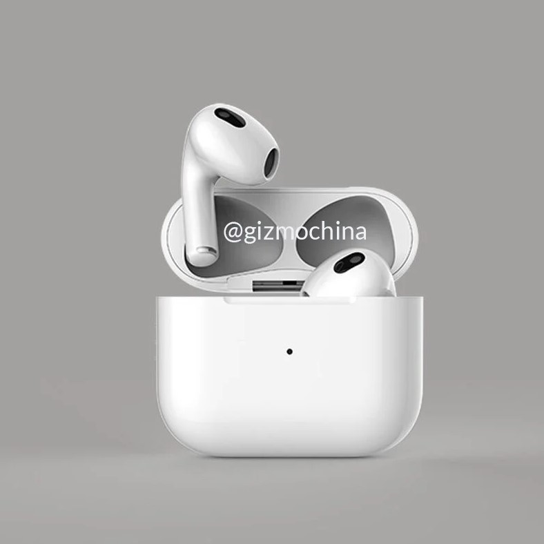 Apple AirPods 3 design revealed 1