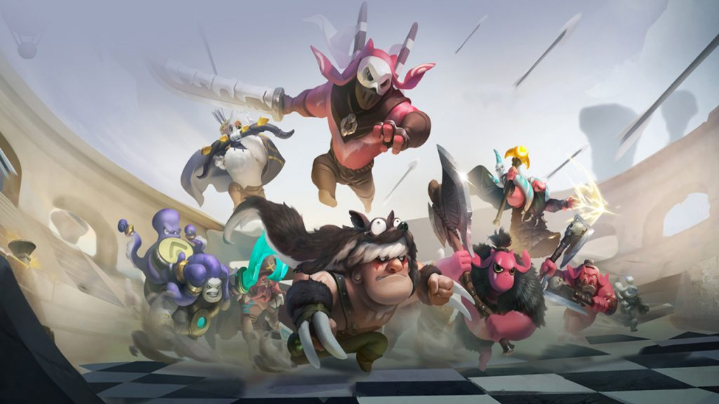 Auto Chess is coming to PlayStation 5