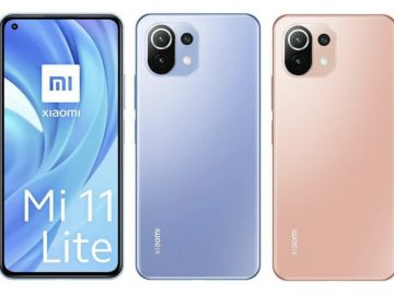 Budget friendly member of the series Xiaomi Mi 11 Lite introduced