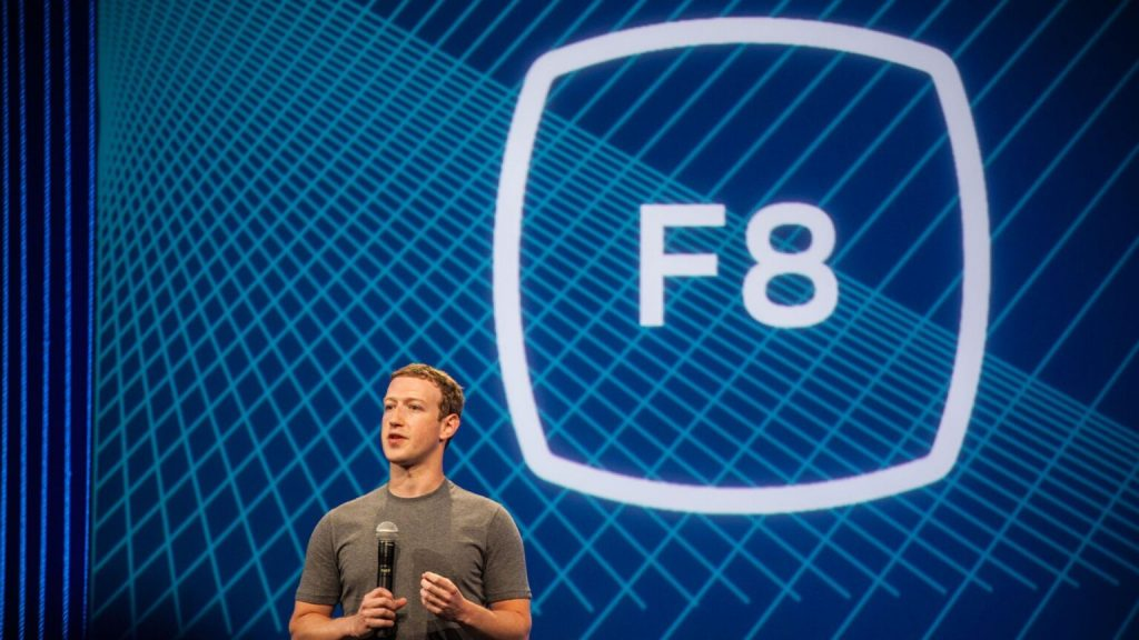 Facebook F8 is coming back without Zuckerberg Heres the historic 1