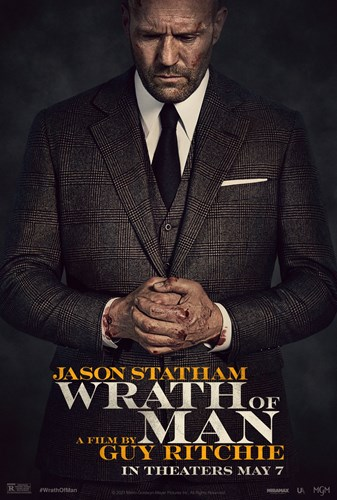 First trailer of Wrath of Man upcoming Guy Ritchie movie featuring Jason Statham 1