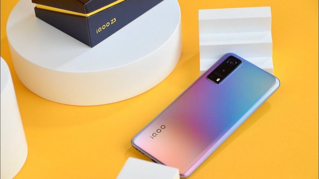 Flagship candidate iQOO Z3 Pro is coming