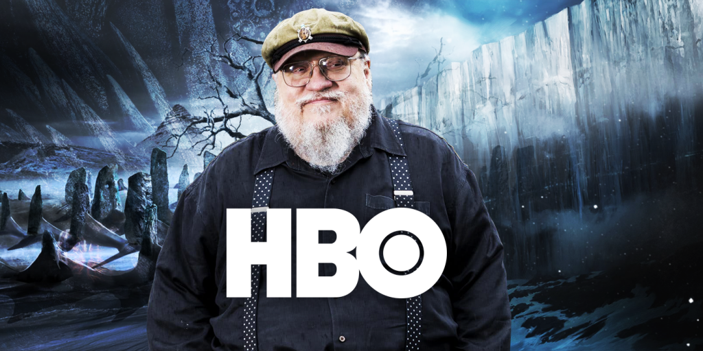 George RR Martin makes big deal with HBO