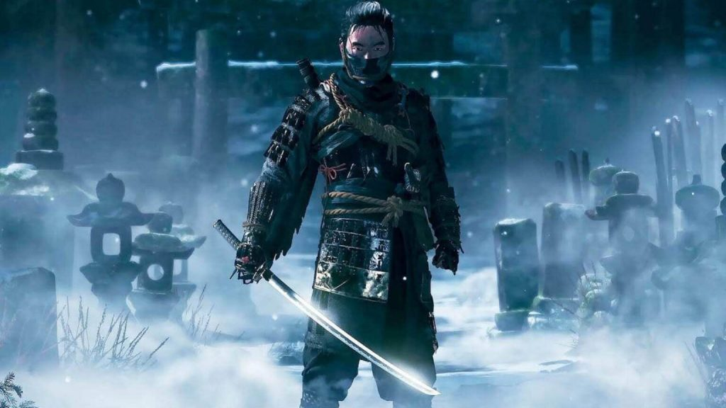 Ghost of Tsushima achieves record sales on PS 1