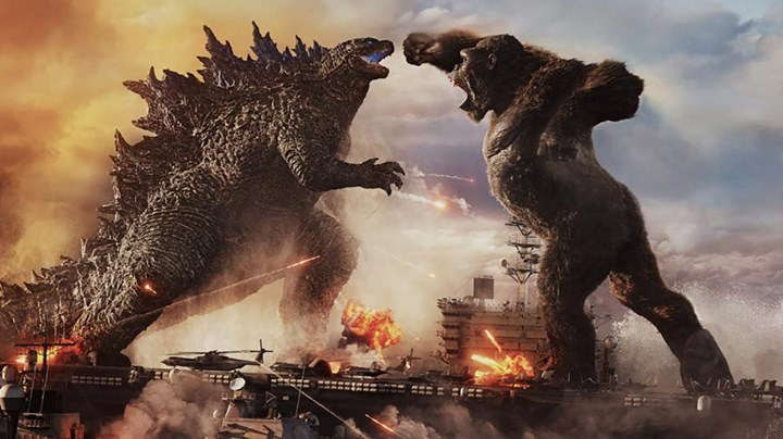 Godzilla vs. Kong review scores shared A complete visual feast