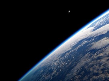 Google Earth for Android traveled through time