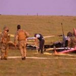 Helicopter carrying corona vaccine crashes in Uruguay