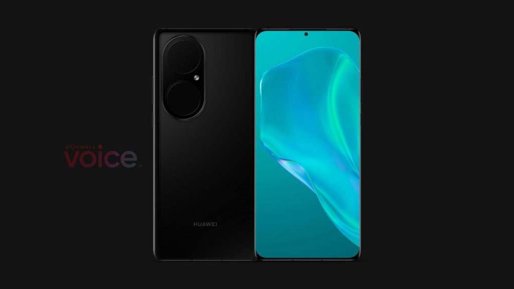 Huawei P50 design revealed in full detail scaled