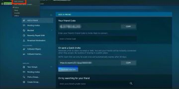 Its now easier to play games with friends on Steam