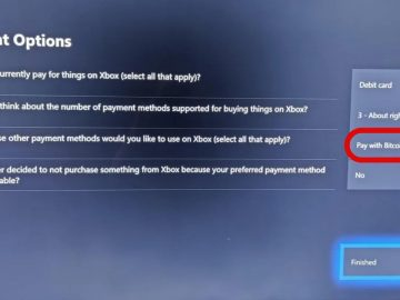 Microsoft May Soon Bring a Payment with Bitcoin Option to Xbox