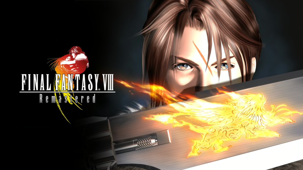 Mobile surprise from Final Fantasy VIII Remastered