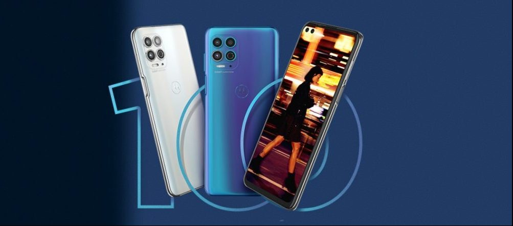 Motorola Moto G100 introduced Here are the price and features